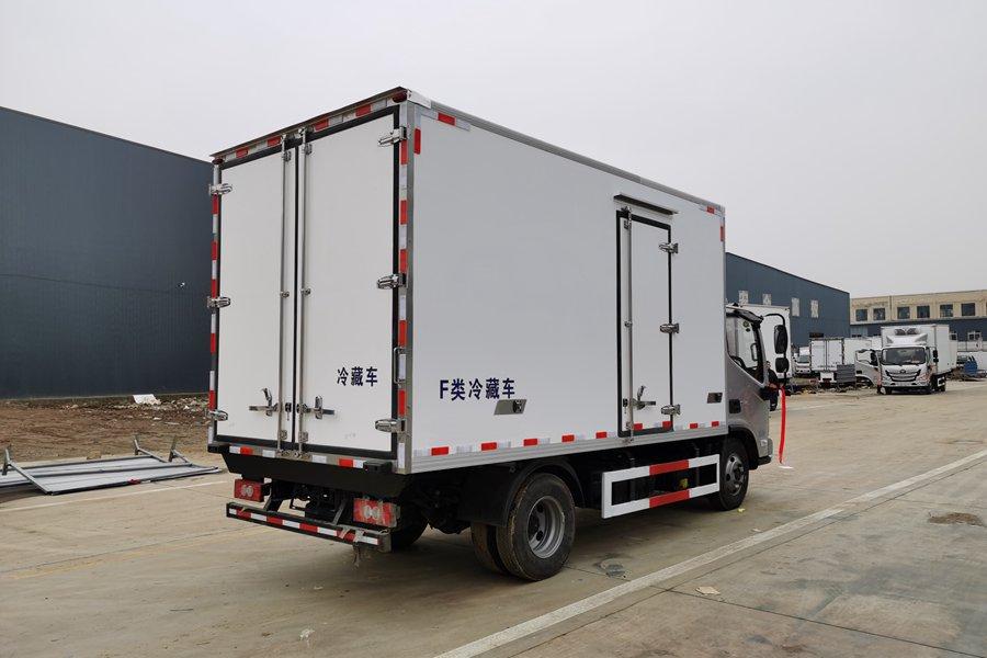福田欧马可130马力冷藏车价格|图片