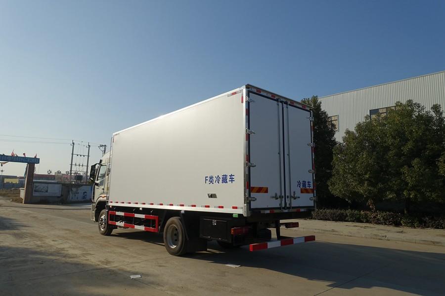 重汽豪瀚6米8冷藏车参数厂家|价格
