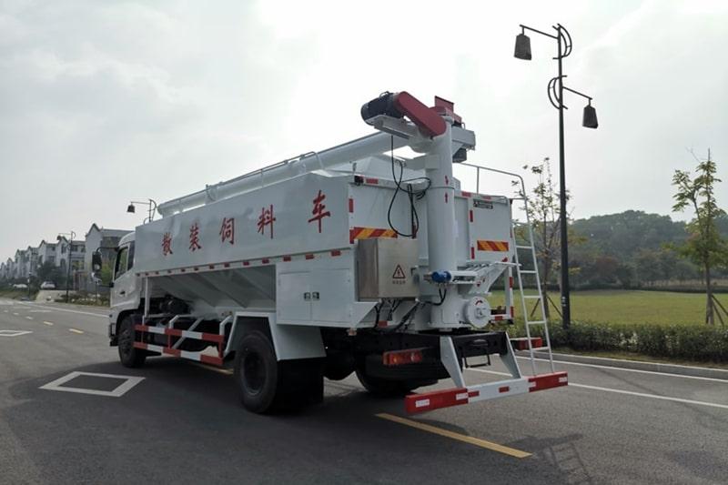 东风10吨散装饲料车图3