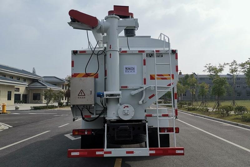 东风10吨散装饲料车图4