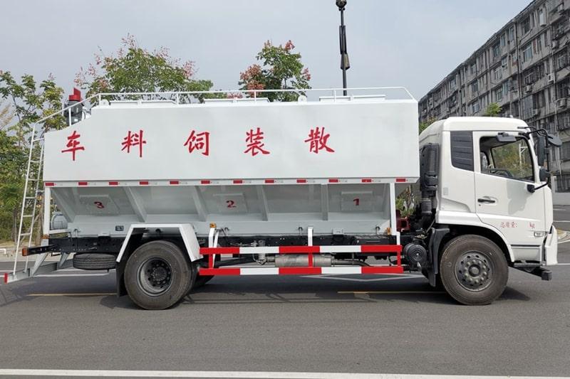 东风10吨散装饲料车图6