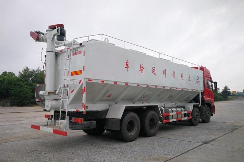 东风20吨散装饲料车图5