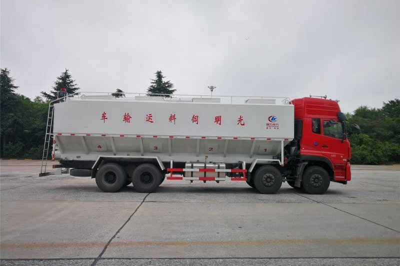 东风20吨散装饲料车图6