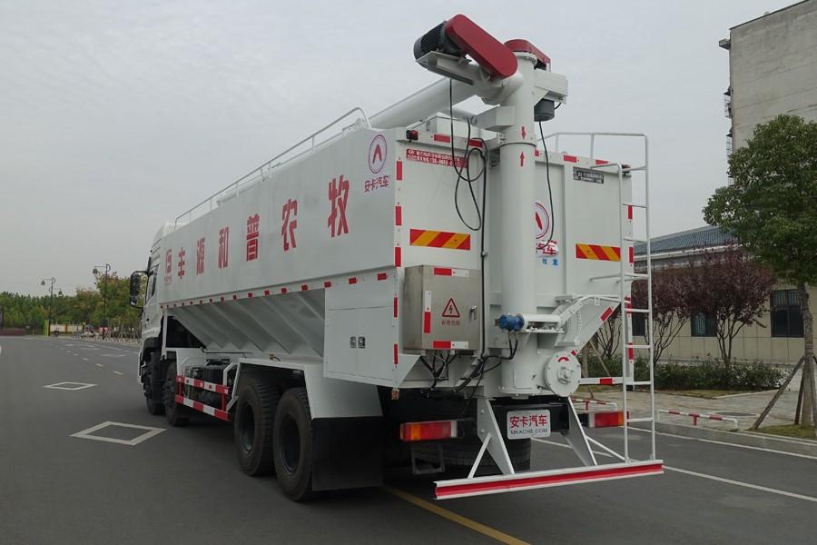 东风天龙20吨散装饲料车(4)