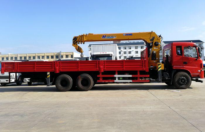 徐工M系列12吨随车吊图片