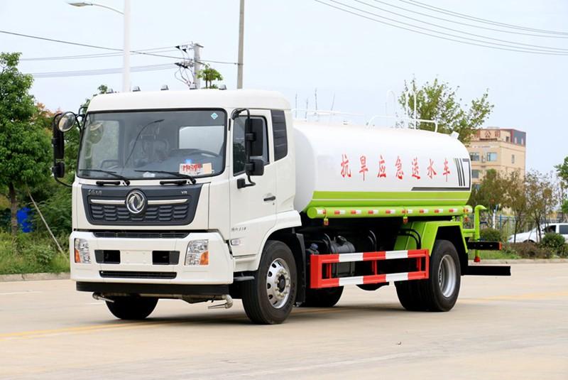 东风天锦国六12吨喷雾洒水车图片