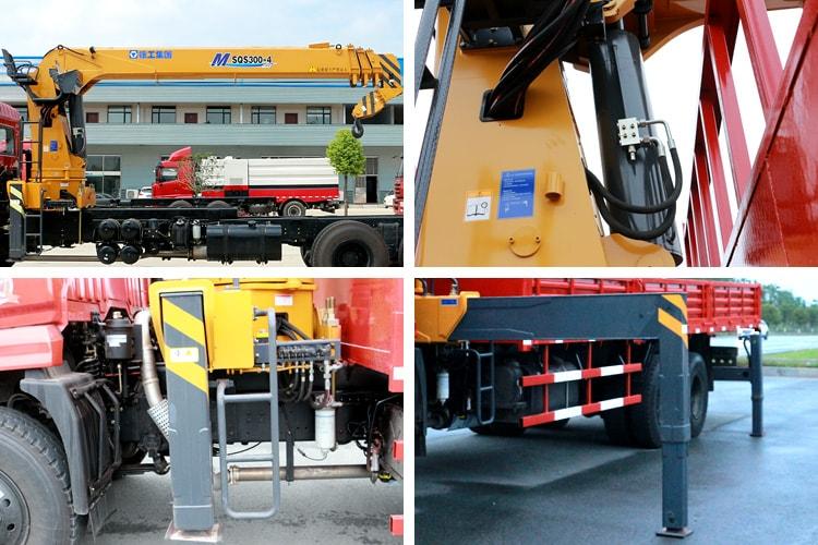 徐工12吨M系列双联泵吊机图片