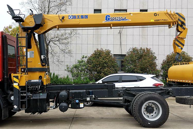 徐工G系列10吨随车吊图片