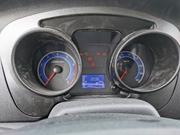 长安神琪3.2米冷藏车仪表盘