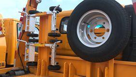 清障车辅助轮的使用方法