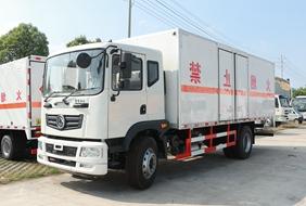 东风T3易燃液体防爆运输车
