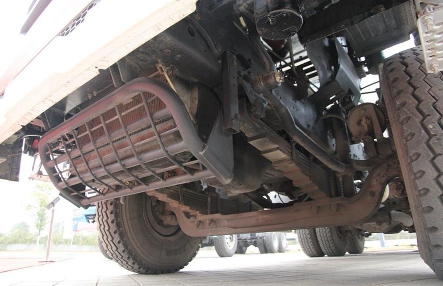 徐工12立方混凝土搅拌车发动机图片