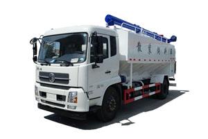 东风10吨散装饲料车