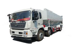 东风15吨散装饲料车