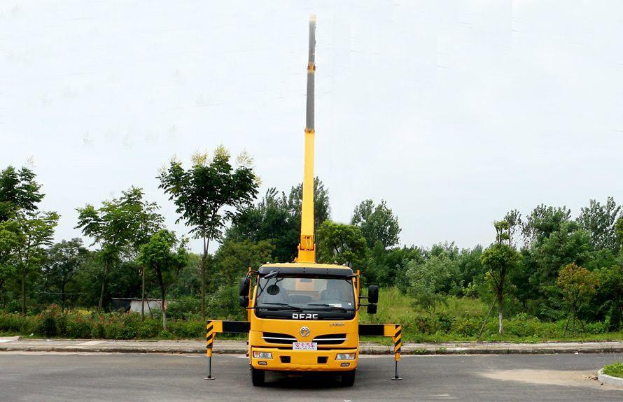 东风2吨小型随车吊吊臂伸出图片7(正车头)
