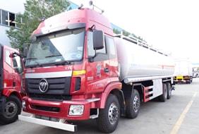 福田欧曼21吨油罐车