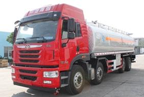 解放悍V24吨油罐车