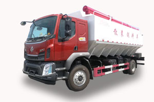 柳汽15吨散装饲料车