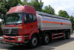福田欧曼24吨油罐车