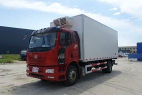 解放6.8/7.5米冷藏车