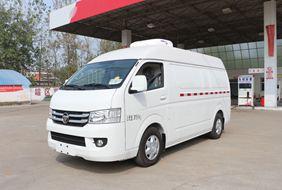 福田G7面包微型冷藏车