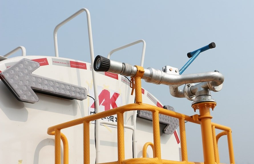 福田瑞沃12吨洒水车上装图片D