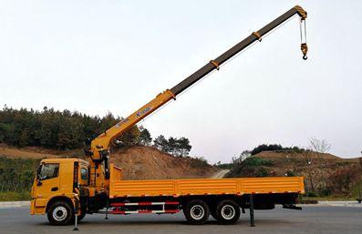 徐工汉风一体化12吨随车吊