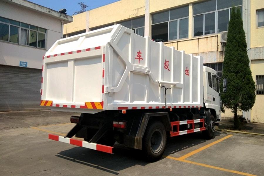 东风15方对接式垃圾车图片5