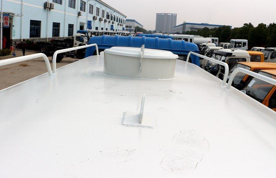 东风153 12吨洒水车上装图片C