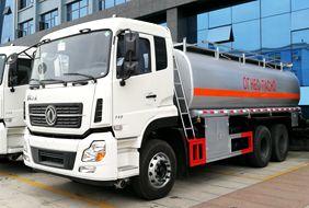 东风天龙16吨油罐车