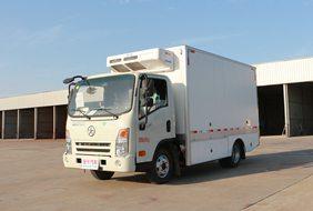 大运4.2米纯电动冷藏车