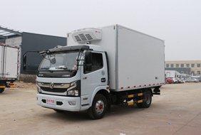 东风凯普特4.2米冷藏车