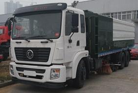 东风25吨大型洗扫车