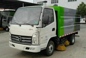 凯马2吨小型扫路车