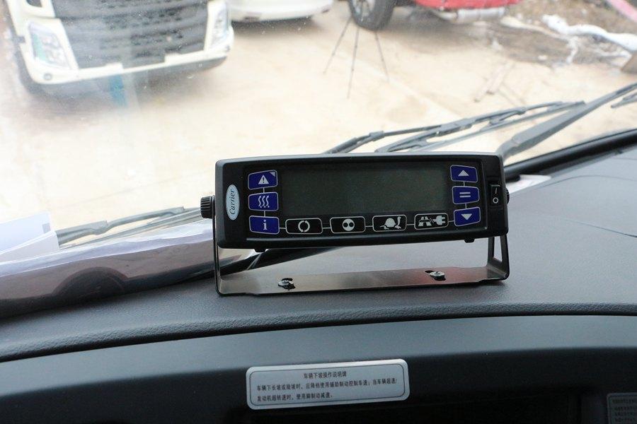 东风天龙9.6米冷藏车独立机组控制盒图片