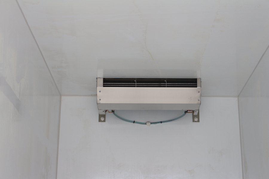 福田瑞沃6.8/7.6米冷藏车蒸发器图片